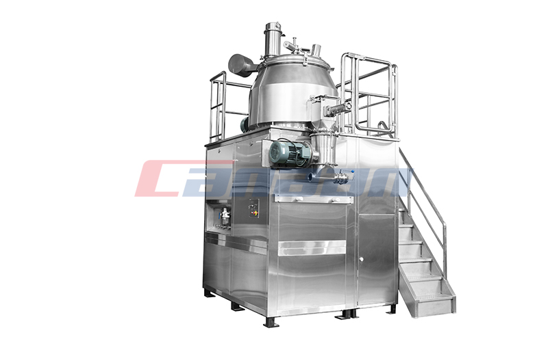 High Shear Mixer Factory