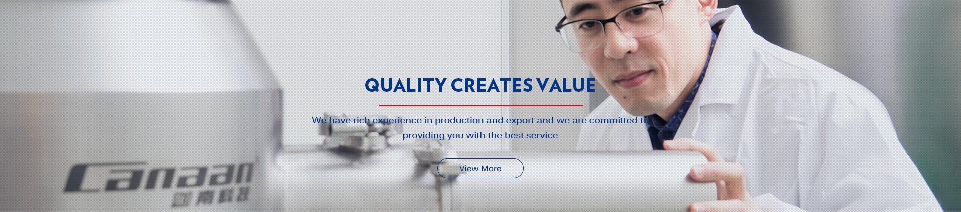 لدينا تجربة غنية في الإنتاج والتصدير، نعد لكم سمعة جيدة وجودة عالية الخدمة!